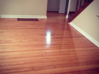 Red Oak Hardwood Floors In Richfield