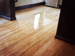 Maple Hardwood Floors In Minneapolis