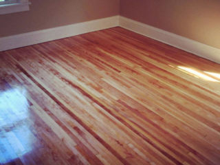Birch Hardwood Floors In South Minneapolis