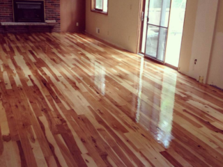 Walnut Hardwood Floors In Northeast Minneapolis