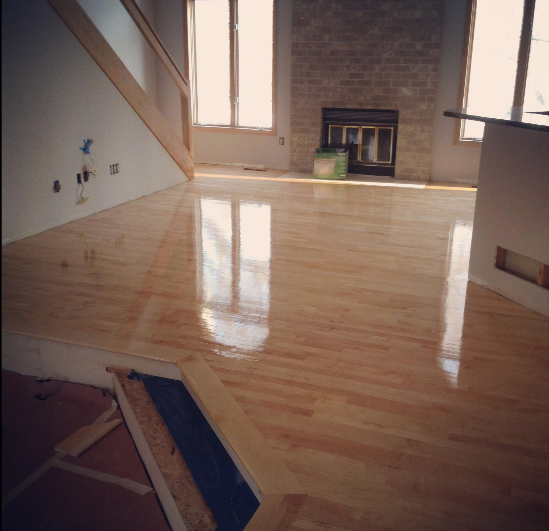 Richfield Hardwood Floor Refinishing And Sanding Oak Floors U2013 Arneu0027s Floor  Sanding