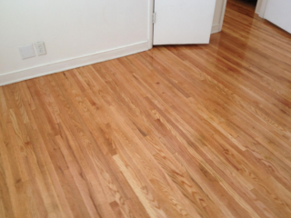 1950s Rambler Red Oak Hardwood Floors