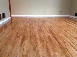 Select Grade Red Oak Flooring