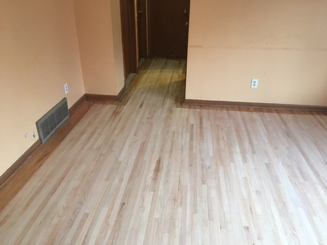 Matching Old Red Oak Flooring With New Red Oak Flooring