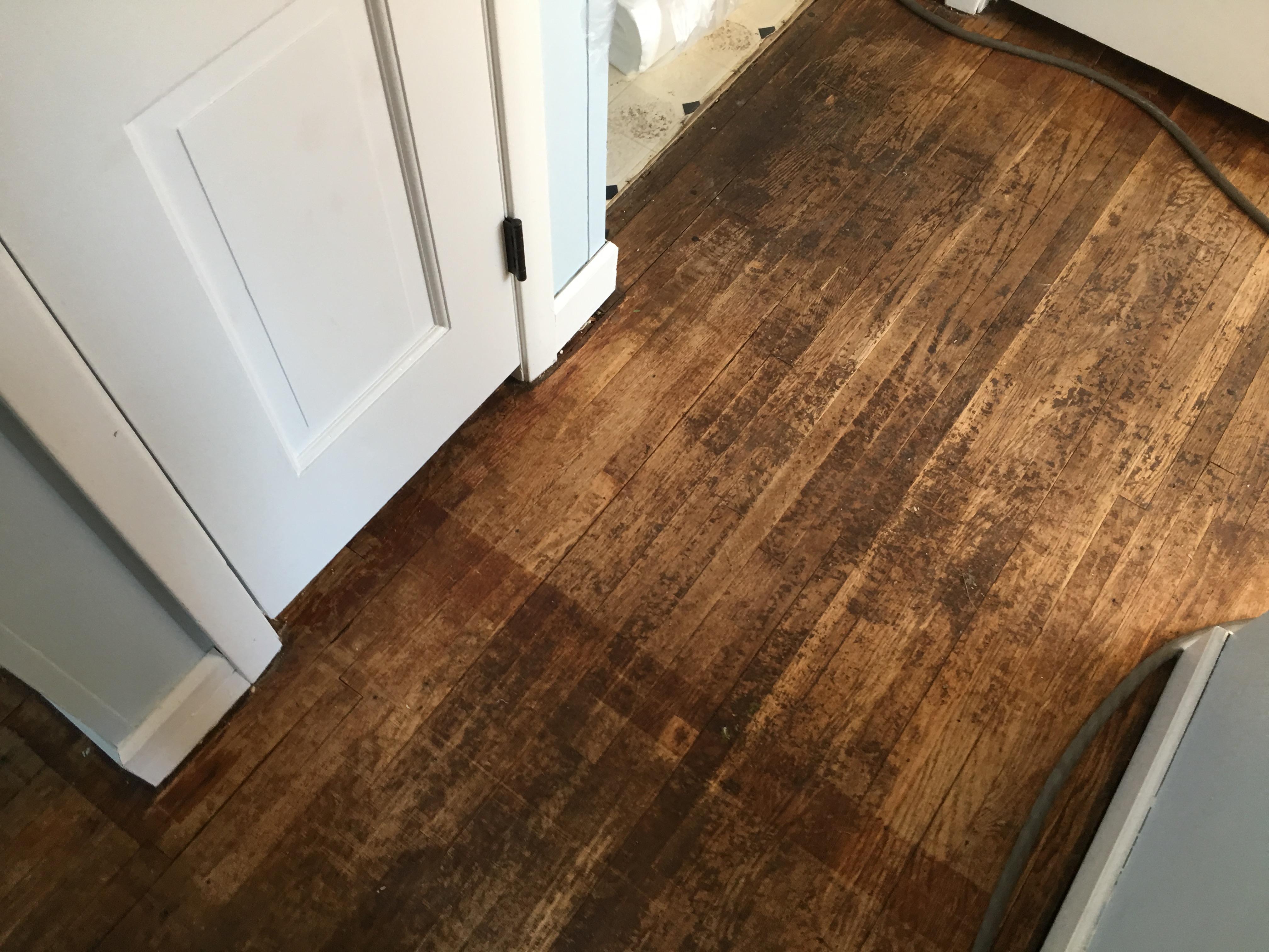 White Oak Hardwood Refinish Arne S